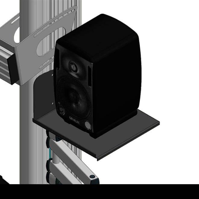 speaker mount detail