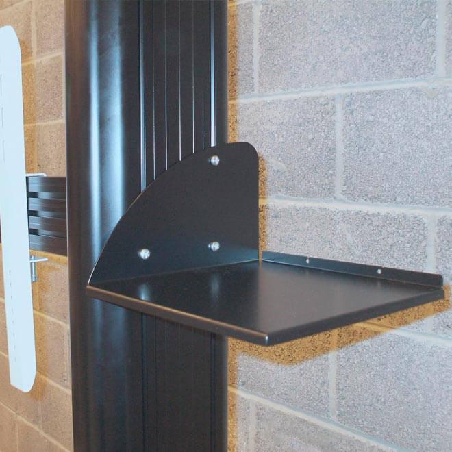 speaker mount example