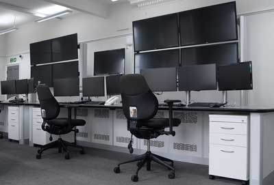 Media Walls for York Travel and Control Centre